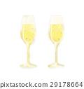 香槟杯 香槟 起泡酒 29178664