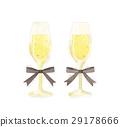 champagne flute, champagne, sparkling wine 29178666
