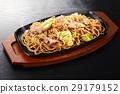 炒蕎麥麵 日式炒麵 醬 29179152