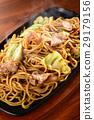 炒蕎麥麵 日式炒麵 醬 29179156