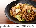 炒蕎麥麵 日式炒麵 醬 29179158