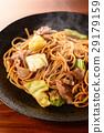 炒蕎麥麵 日式炒麵 醬 29179159