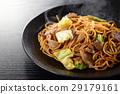炒蕎麥麵 日式炒麵 醬 29179161