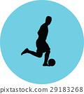 soccer player 29183268
