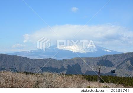 Mt. Fuji Distant view 29185742