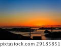 女神大桥 风景 傍晚 29185851