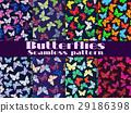 pattern, seamless, vector 29186398