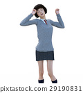 少女 学生 高中女生 29190831