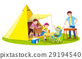 Family camping 29194540