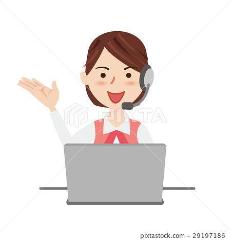 Female Operator 29197186