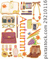 the image of fall, cosmetics, fashion 29210116