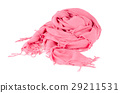 Warm scarf in pink 29211531
