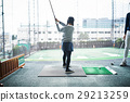 girl young golfer 29213259