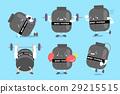 cute cartoon whey protein 29215515