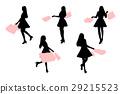 female shopping bag 29215523