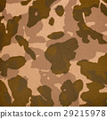 Camouflage texture artificial leather 29215978