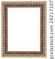 Gold frame 29217107