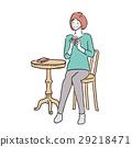 女性 女 女人 29218471