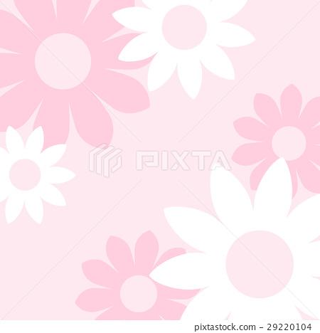 矢量 花朵 花 29220104