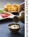 japanese sake, alcohol, rice wine 29222405