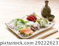 生魚片 刺身 日本料理 29222623