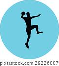 handball player 29226007