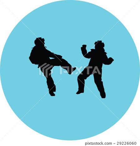 taekwondo woman 29226060