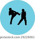 taekwondo, karate, kungfu 29226061