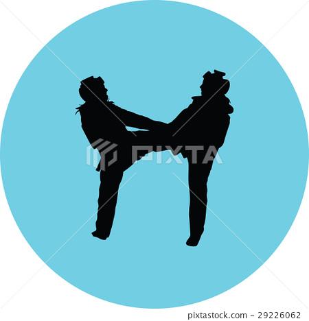 taekwondo woman 29226062