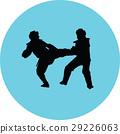 taekwondo, karate, kungfu 29226063