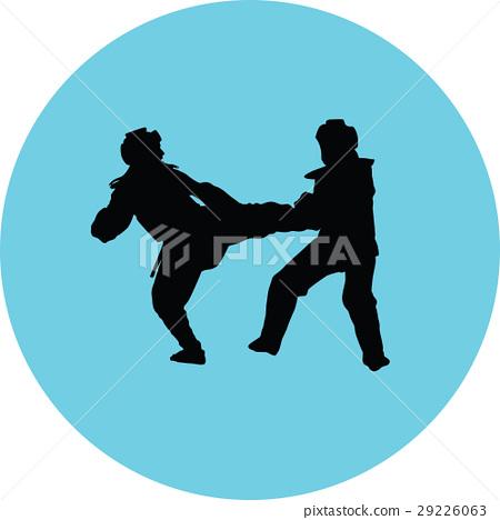 taekwondo woman 29226063