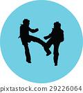 taekwondo woman 29226064