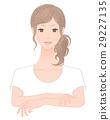女性 女 女人 29227135