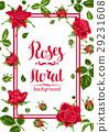 玫瑰 玫瑰花 紅色 29231608