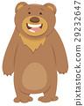 bear cartoon animal 29232647
