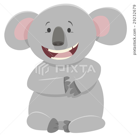koala bear animal character 29232679