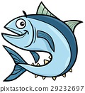 fish tuna cartoon 29232697