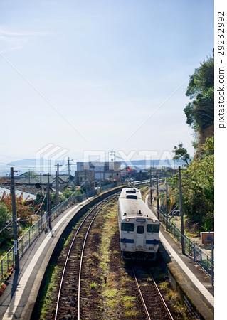 Kagoshima Prefecture sightseeing spot / train 29232992