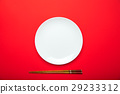japanese red background for copy writing 29233312