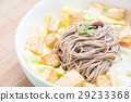 soba salad with tfried tofu 29233368