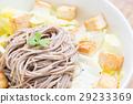 soba salad with tfried tofu 29233369