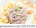 soba salad with tfried tofu 29233383