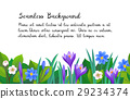Floral seamless background. 29234374