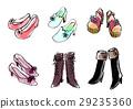 鞋 鞋子 檀香 29235360