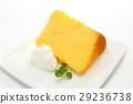 chiffon cake 29236738