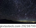 star, starry sky, night-sky 29236799