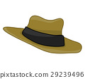 hat isolated illustration 29239496