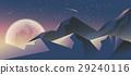 Stock vector illustration horizontal background 29240116