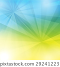Colorful Sunburst  Background, Abstract backgroun 29241223