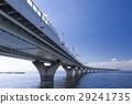 东京湾横断道路 东京湾 场景 29241735